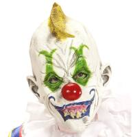 Crazy enge horror clown masker