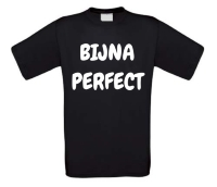 bijna perfect t-shirt