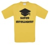 super intelligent t-shirt