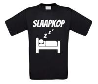 Slaapkop t-shirt