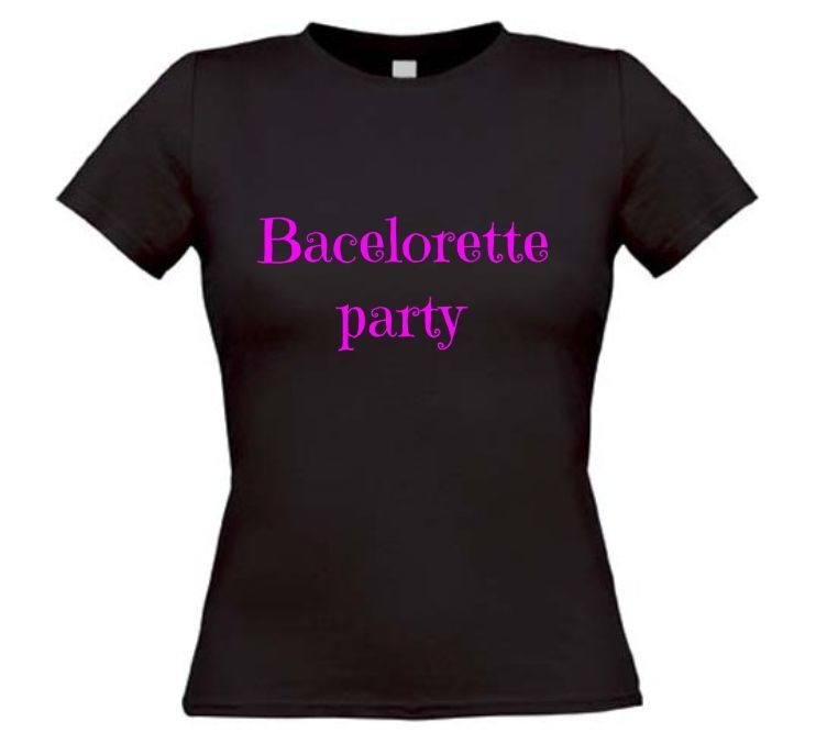 Bacherlorette party t-shirt