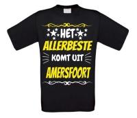 Het allerbeste komt uit Amersfoort t-shirt