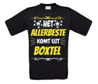 Het allerbeste komt uit Boxtel t-shirt