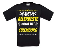 Het allerbeste komt uit Culemborg t-shirt