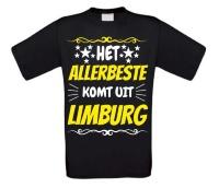 Het allerbeste komt uit Limburg t-shirt