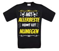 Het allerbeste komt uit Nijmegen t-shirt
