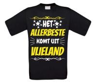 Het allerbeste komt uit Vlieland t-shirt