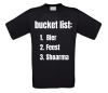 foto 1 bucket list t-shirt