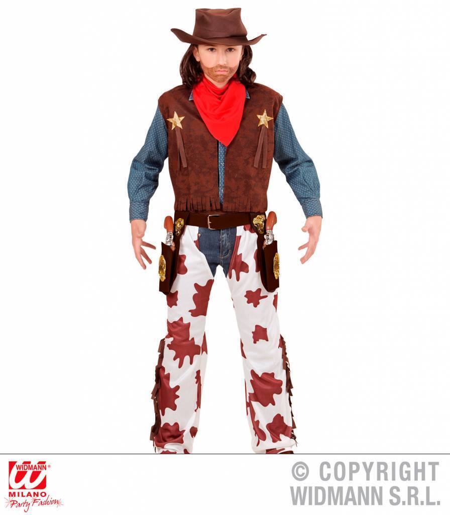 Cowboypak the best of the wild west kostuum kind