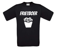 frietboer t-shirt