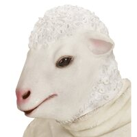 Lam lammetje masker volwassen