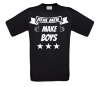 real men make boys t-shirt