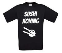 Sushi koning t-shirt