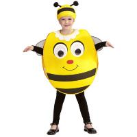 Bijen outfit kind 2-4 jaar bijenpak