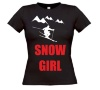 Snow girl T-shirt