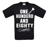 One hundred eighty T-shirt