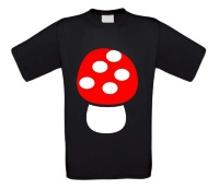 Paddestoel T-shirt
