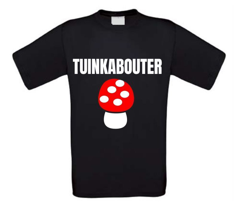 Tuinkabouter T-shirt