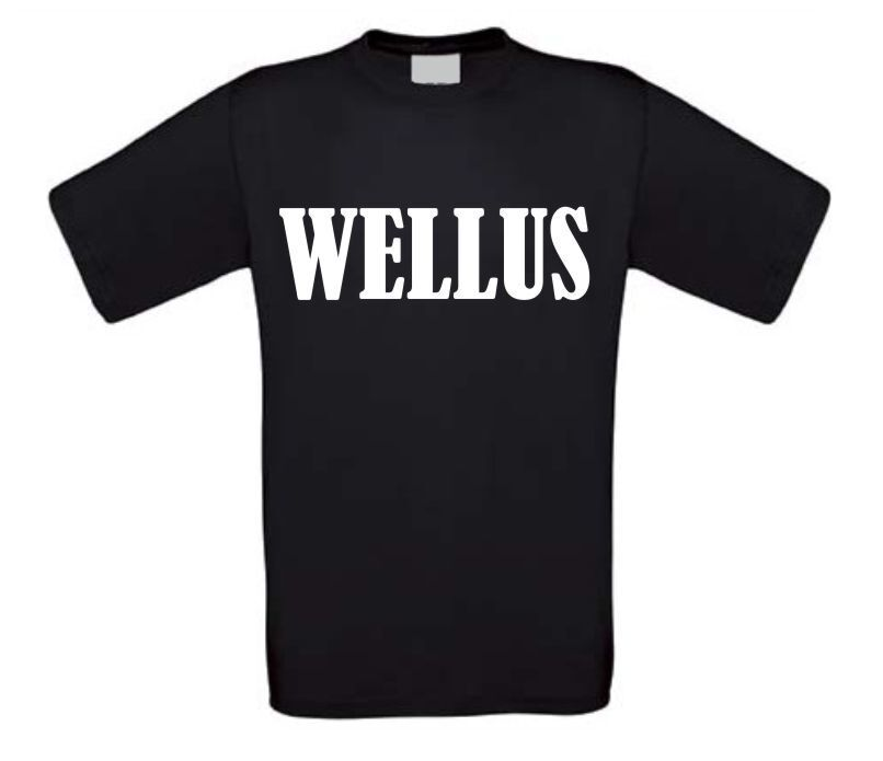wellus t-shirt