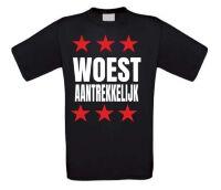 Woest aantrekkelijk T-shirt