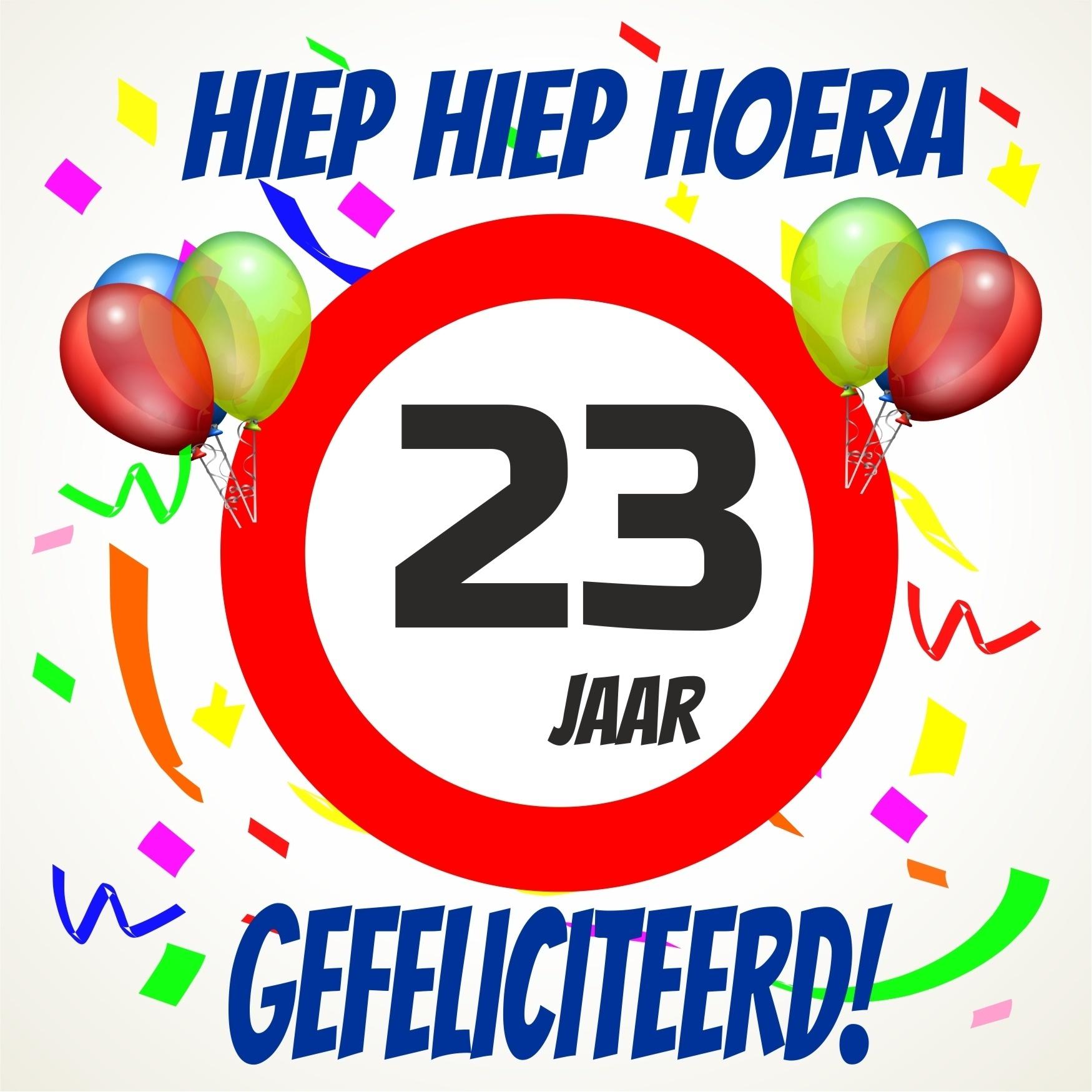 gefeliciteerd 23 jaar Gefeliciteerd 23 Jaar Man   ARCHIDEV gefeliciteerd 23 jaar