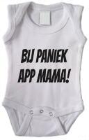 Bij paniek app mama romper