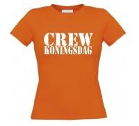 Crew koningsdag shirt