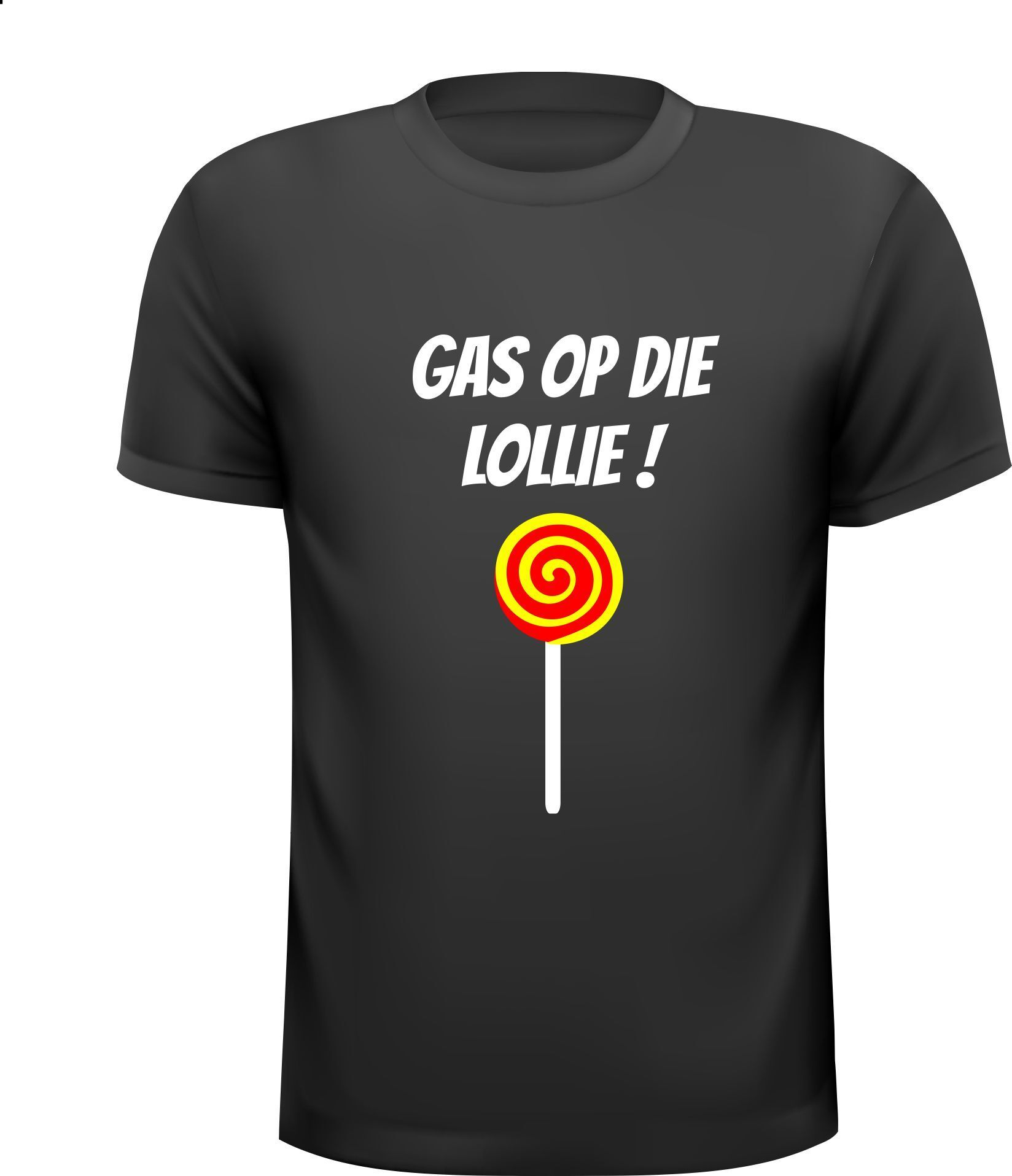 Gas op die lollie shirt