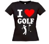 foto 2 I love golf shirt