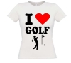 foto 4 I love golf shirt