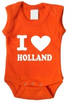 I love holland romper