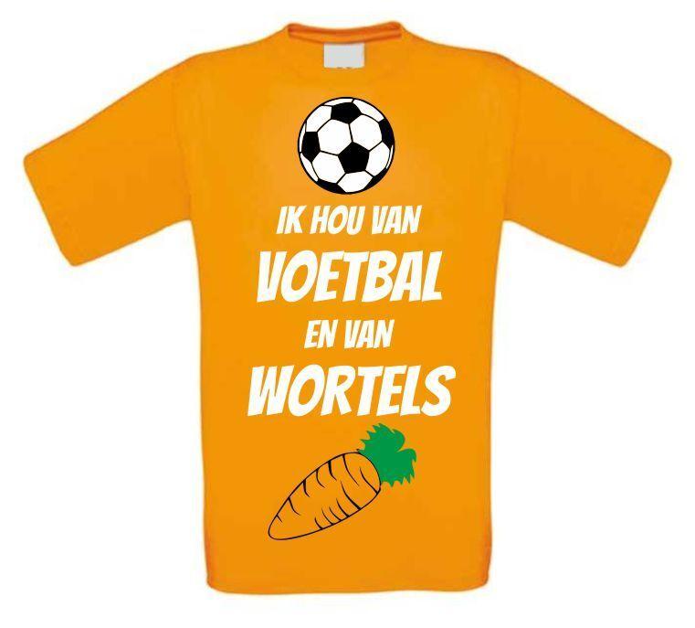 ik hou van voetbal