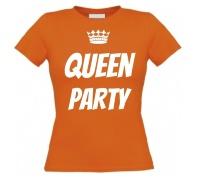 Koningsdag shirt Qween party