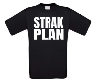 Strak plan shirt