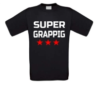 Super grappig shirt