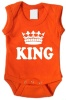 the king romper