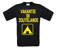 Vakantie in Zoutelande shirt