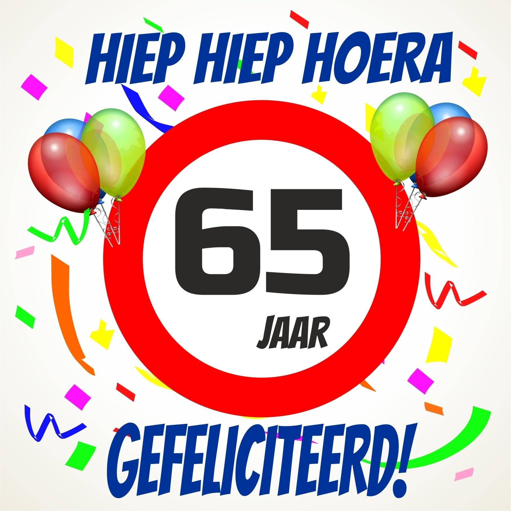 gefeliciteerd 65 jaar Afbeelding 65 Jaar   ARCHIDEV gefeliciteerd 65 jaar