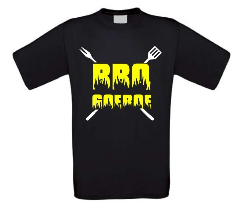 barbecue goeroe shirt