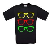 Brillen shirt