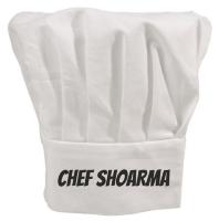 Chef shoarma koksmuts