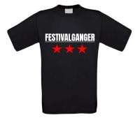 Festivalganger shirt