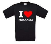 I love frikandel shirt