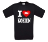 I love koeien shirt