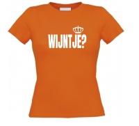 Koningsdag shirt wijntje?