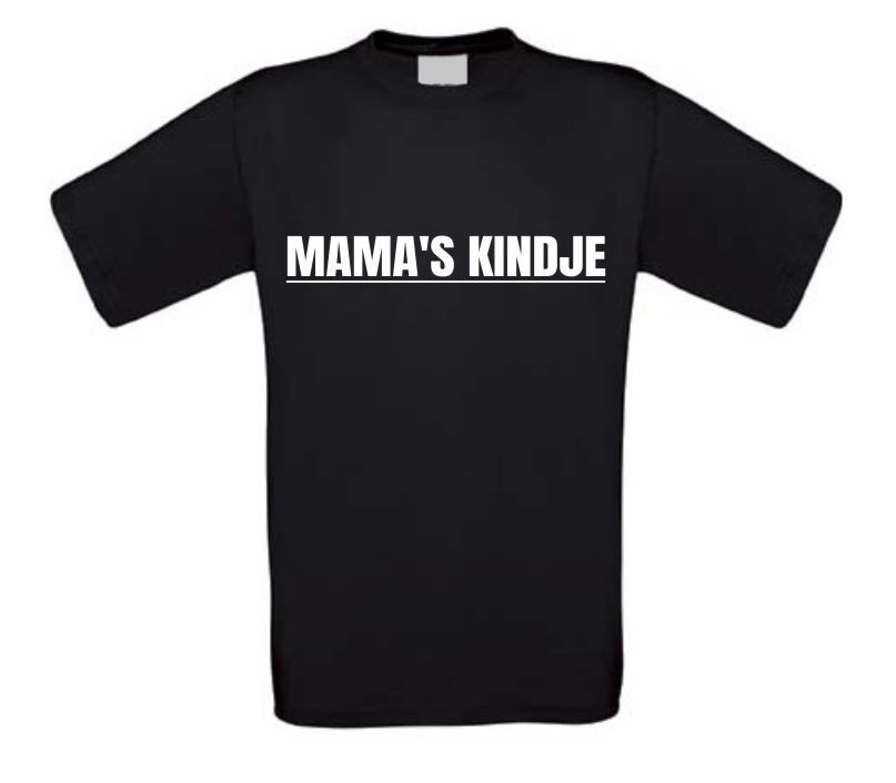 Mama's kindje shirt