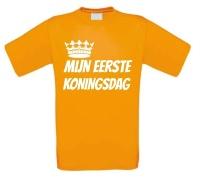 Mijn eerste Koningsdag shirt