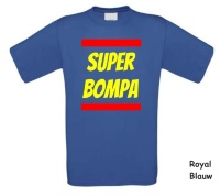 Super bompa t-shirt