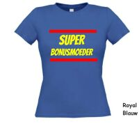 super bonusmoeder T-shirt