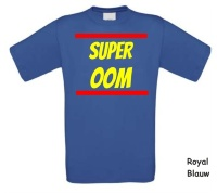 Super oom t-shirt
